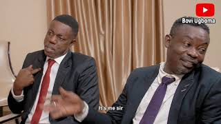 Download Bovi Ugboma Comedy - Banana Republic (Episode 2) (President Meets With Edo Candidates)