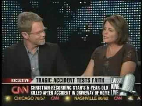 (Part 1) Steven Curtis Chapman on Larry King