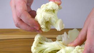 Сэндвич Из Цветной Капусты: Легкий И Вкусный Рецепт Без Мяса