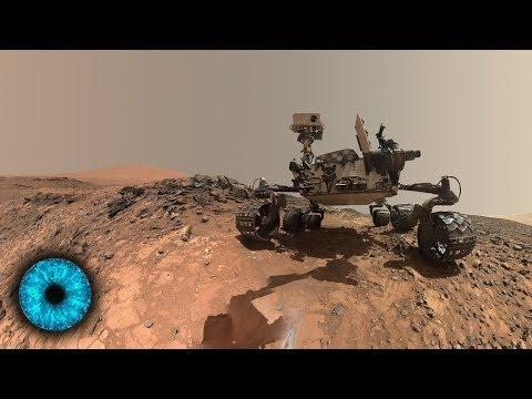 Neue Spuren von Leben auf dem Mars? - Clixoom Science & Fiction