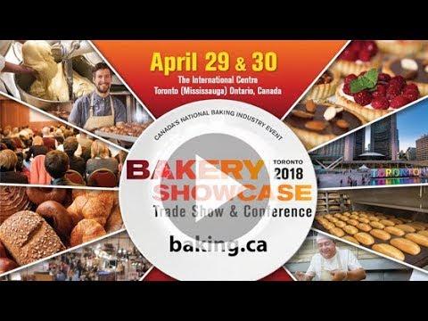Bakery Showcase 2018