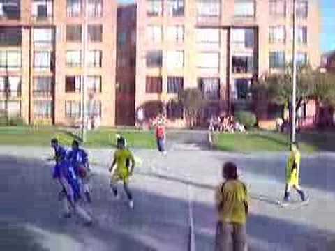 micro futbol colombiano