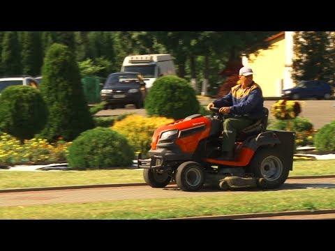 """Лидчан волнует вопрос """"Почему в городе не костя траву?"""