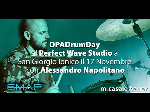 DPA DRUM DAY @ PERFECT WAVE STUDIO