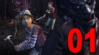 The Walking Dead Season 2 Episode 2 - Part 1 - A House Divided (Walkthrough)