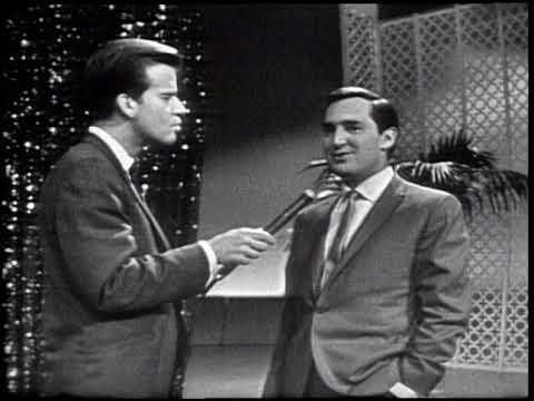 American Bandstand 1964- Interview Neil Sedaka