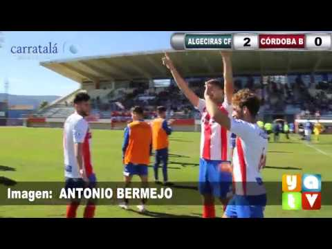 FÚTBOL ALGECIRAS CF 2 CÓRDOBA B 0