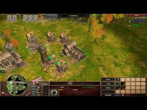 [AoE3] ESOC Autumn Tournament — RO96: Interjection vs S4yuri3 from YouTube · Duration:  29 minutes 9 seconds