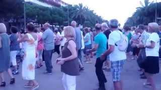 Урок танцев в Испании (Габа)