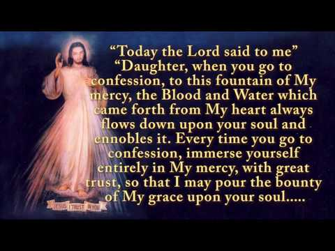 God in Confession