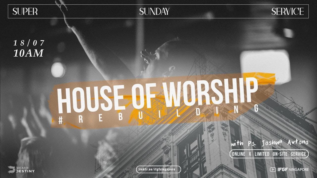 LEADING INSIDE OUT: House Of Worship - Ps. Joshua Artono  #REBUILDING