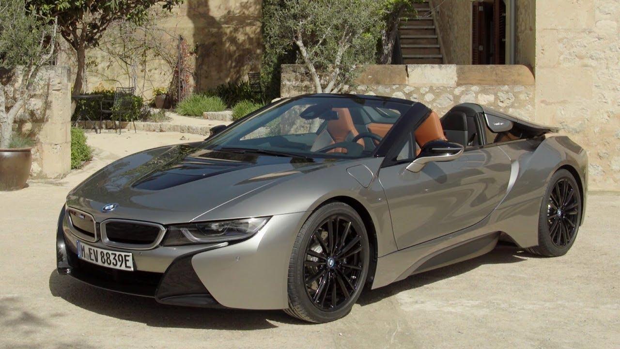 2019 Bmw I8 Roadster Donington Grey Exterior Design Youtube