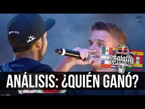 Análisis: ARKANO vs PEPE GRILLO ¿Quién Ganó Realmente - Final Internacional Red Bull México 2017
