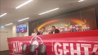 Marco Rose nach dem bitteren Aus gegen Olympique Marseille