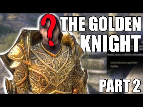 THE GOLDEN KNIGHT - Elder Scrolls Online Summerset Part 2