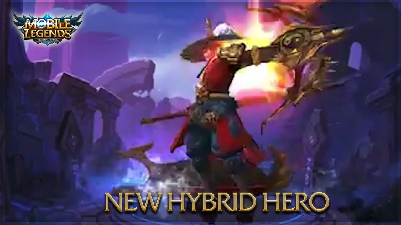 mobile legends: new hero yi sun shin (marksman + fighter
