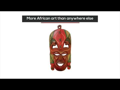 African Masks and art