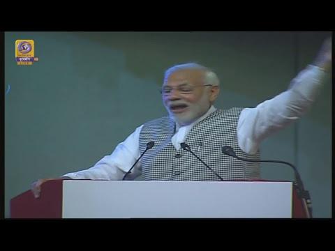 Hon'ble Prime Minister Narendra Modi's visit to Kashmir - LIVE