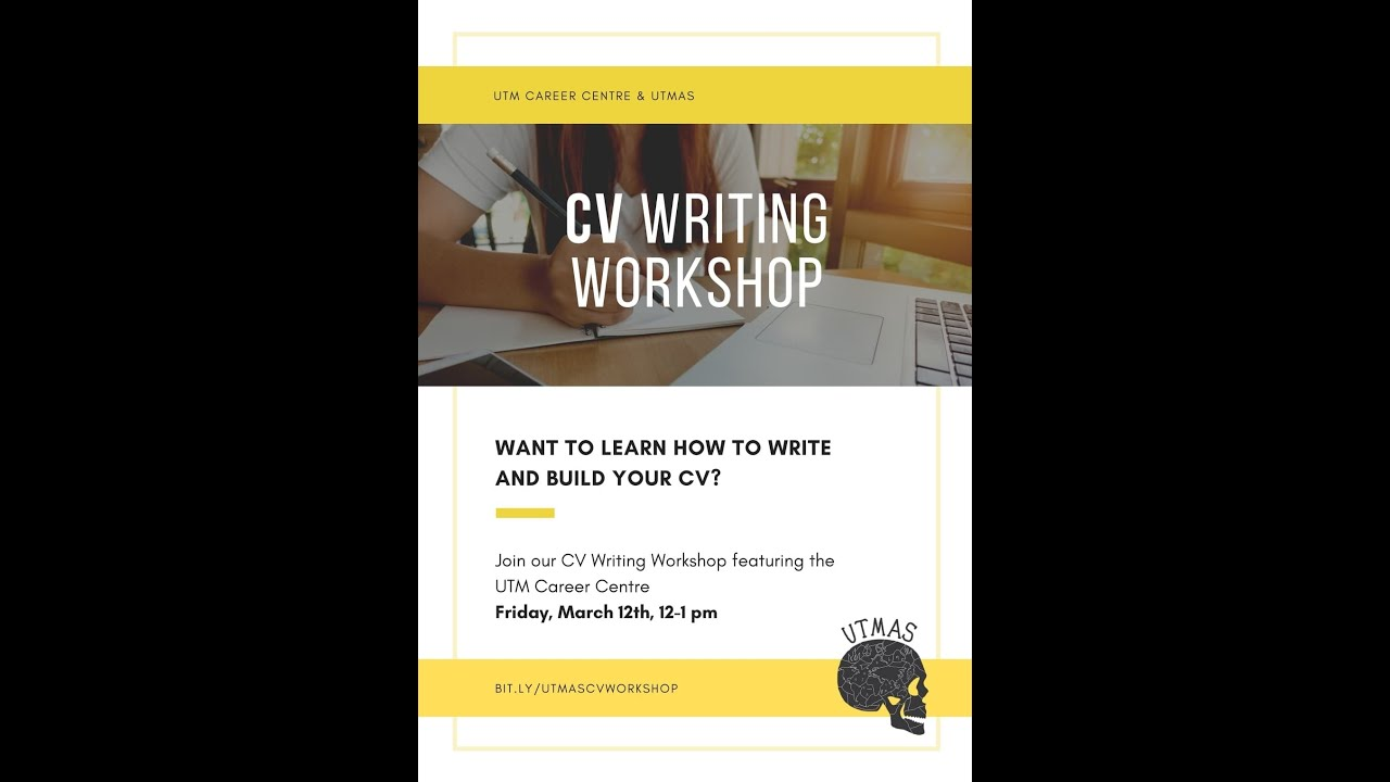 In's and outs of the notorious Curriculum Vitae (c.v)