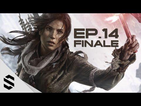 【古墓奇兵:崛起】- XBOX ONE中文劇情電影 - 第十四集(大結局) - Episode 14 Finale  - Rise of the Tomb Raider - 古墓丽影:崛起