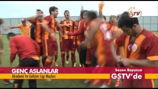 GSTV | Akademi ve Gelişim Ligi Maçları Sezon Boyunca Naklen GSTV'de