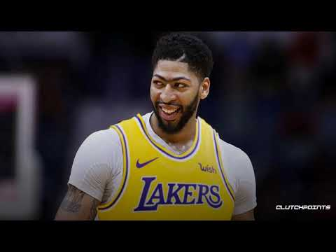 KUZMA, BALL TO THE PELICANS FOR ANTHONY DAVIS