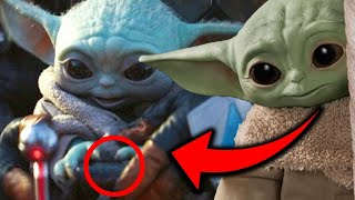 The Truth Behind Baby Yoda That No One Talks About