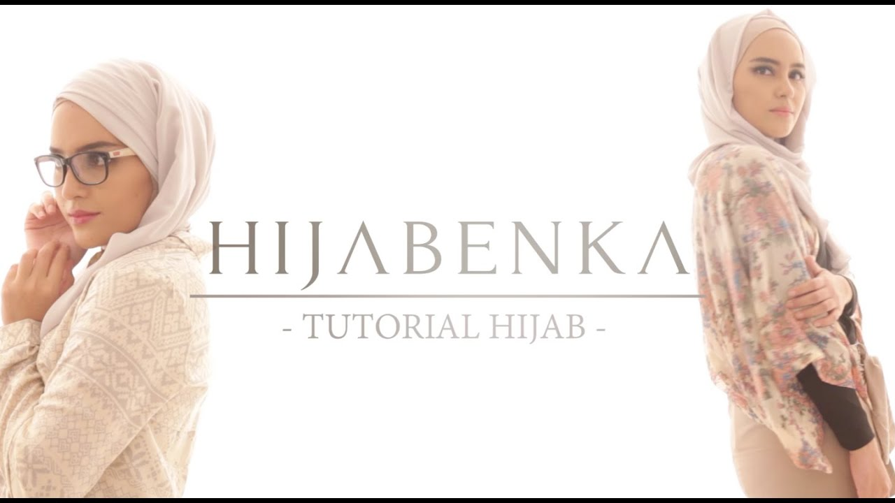 Hijabenka Tutorial Hijab YouTube