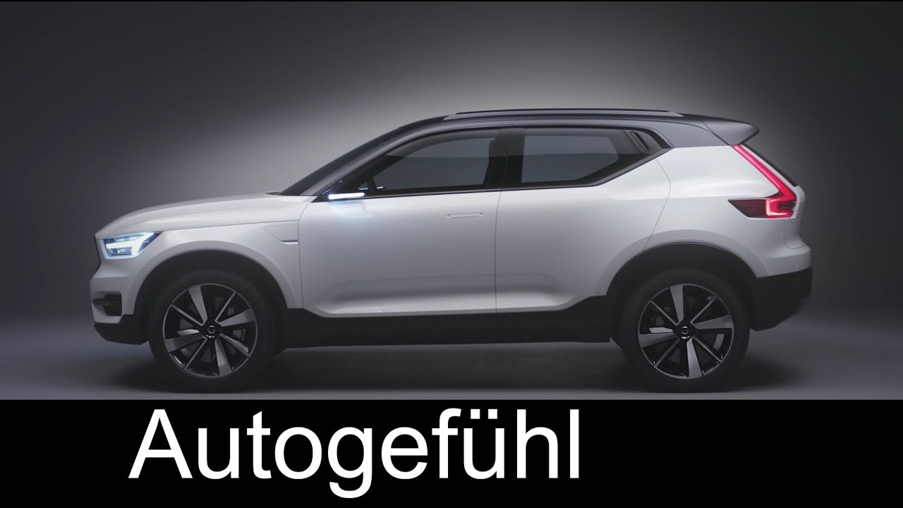 new volvo xc40 v40 s40 preview concept 40 1 and 40 2 autogef hl youtube. Black Bedroom Furniture Sets. Home Design Ideas