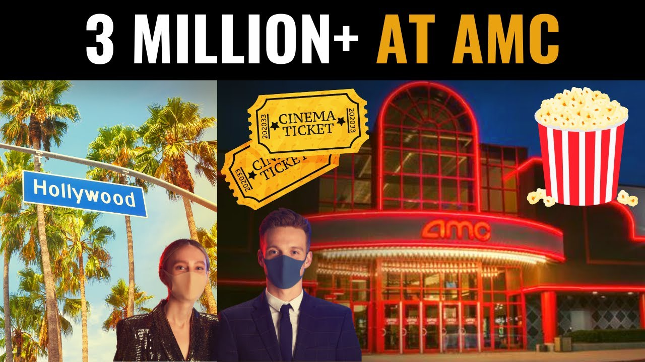 AMC Theatres Sees New Post-Pandemic Attendance Record