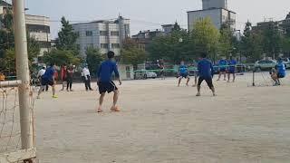 삼각산족구클럽2017년 강북구 9월 족구대회 꿈의숲vs…