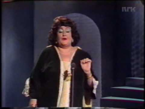 Elisabeth Granneman som Birgit Nilsson