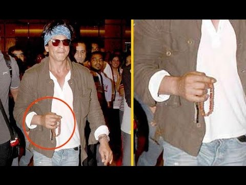 why Shahrukh Khan spotted with prayer beeds in his hand ...