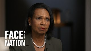 """Condoleezza Rice gives Trump administration """"credit"""" for taking on foreign policy challenges like…"""