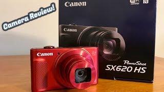 Canon PowerShot SX620 HS Review + Video Test
