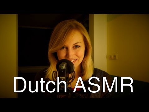 Nederlandse ASMR | Dutch ASMR | Whispers & slow tapping