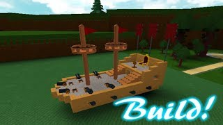 MAKE YOUR OWN SHIP and TRAVEL! /Roblox build a boat for treasure/Roblox Turkish/master