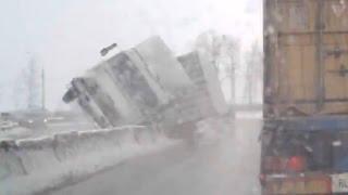 Аварии грузовиков 2016