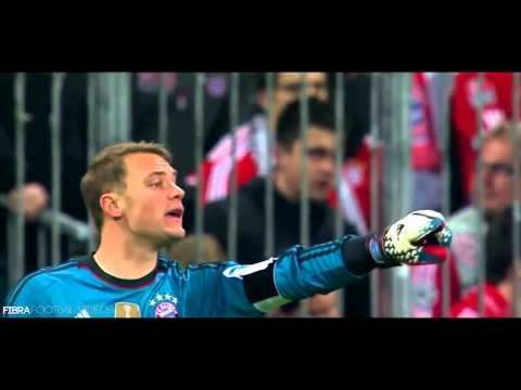 Manuel Neuer Bayern Munich and Germany top saves and moments from 2014