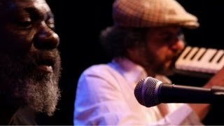 Winston McAnuff and Camille Bazbaz - Mary Mary live at Mix Box YouTube Videos