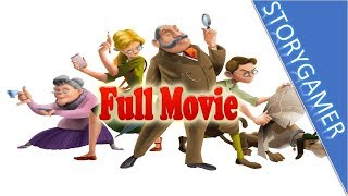 Blue Toad Murder Files: The Mysteries of Little Riddle Full Movie All Cutscenes