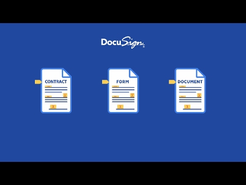 what are docusign templates youtube. Black Bedroom Furniture Sets. Home Design Ideas