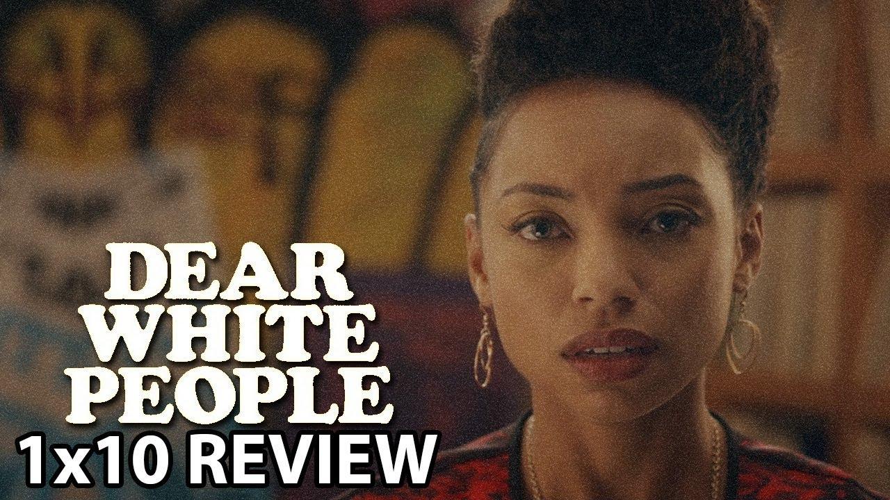 Download Dear White People Season 1 Episode 10 'Chapter X' Finale Review