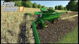 MASSIVE $400,000 Harvester FOR $11,000 FIELD! - MULTIPLAYER - Farming Simulator 19