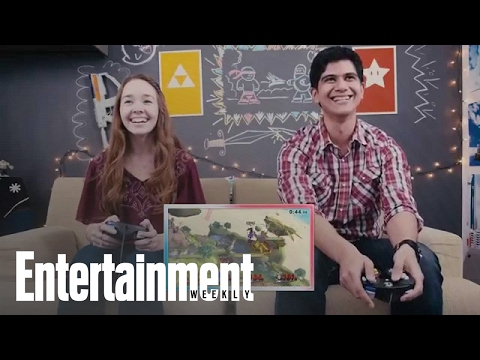 Q & Play: 'The Americans' Star Holly Taylor Plays Super Smash Bros  Entertainment Weekly