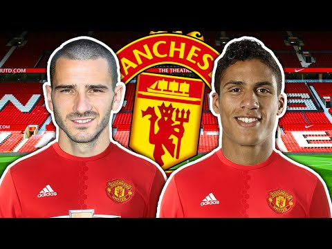 Manchester United Chase Two £60m Defenders? | Transfer Talk
