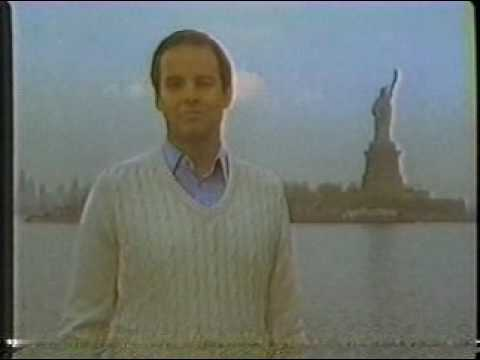 1980's New Jersey Tourism Ad (feat. Governor Tom Kean)