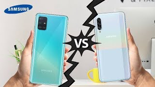 Samsung Galaxy A90 || Samsung Galaxy A71 || Full Comparison || Specifications || Tag to Tech