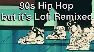 Download 90s Hip Hop but it's Lofi Remixed | Tupac, Notorius BIG, Snoop Dogg, Ice Cube, Wu Tang Clan and Nas