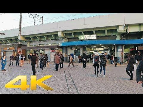 Walking around Kameari, Tokyo - Long Take【東京・亀有】 4K